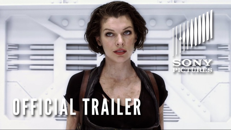 Resident Evil Afterlife - Official Trailer