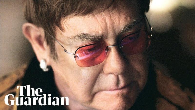 The John Lewis Christmas advert for 2018, starring Elton John