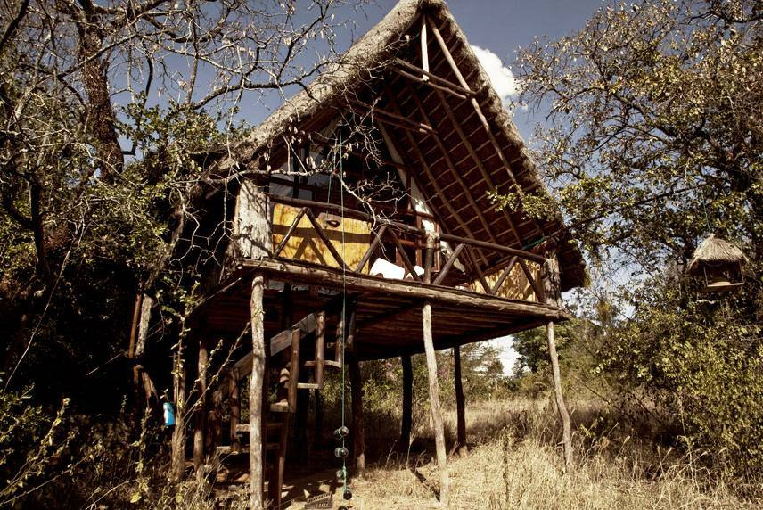 Отeль Ngоng Hоusе в Keнии