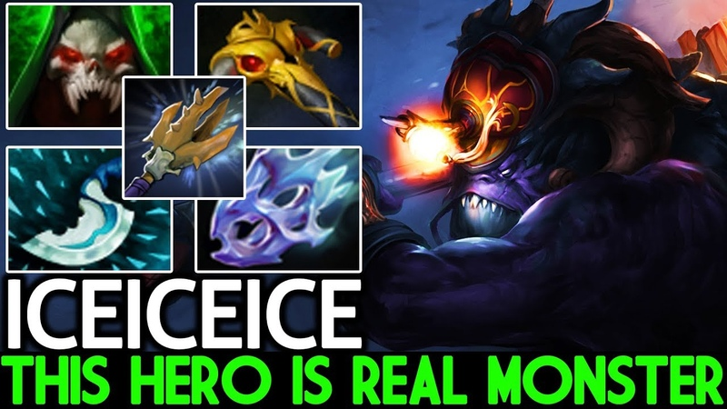 Iceiceice [Slardar] This Hero is Real Monster Cancer Rate Bash 7.20 Dota 2