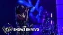 Shows en vivo TeamTini: Juliana canta I say a little pray for you - La Voz Argentina 2018