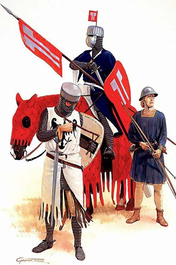 Воины Барбароссы