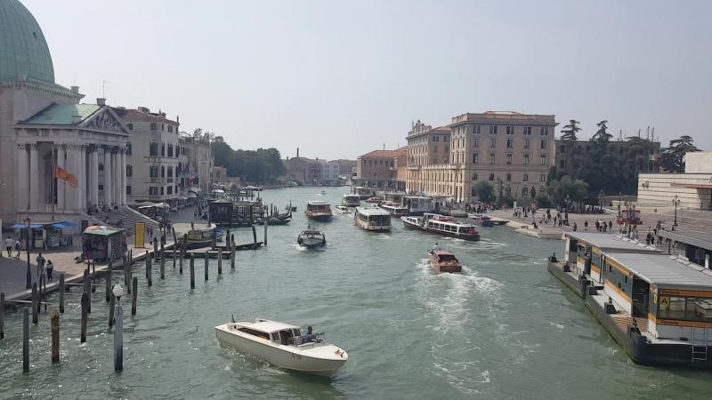 Венеция привокзальная площадь