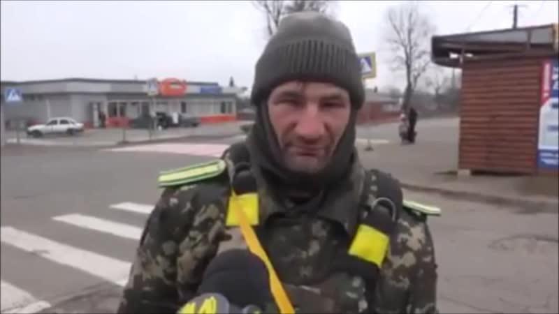 Захисник Маріуполя від росіян