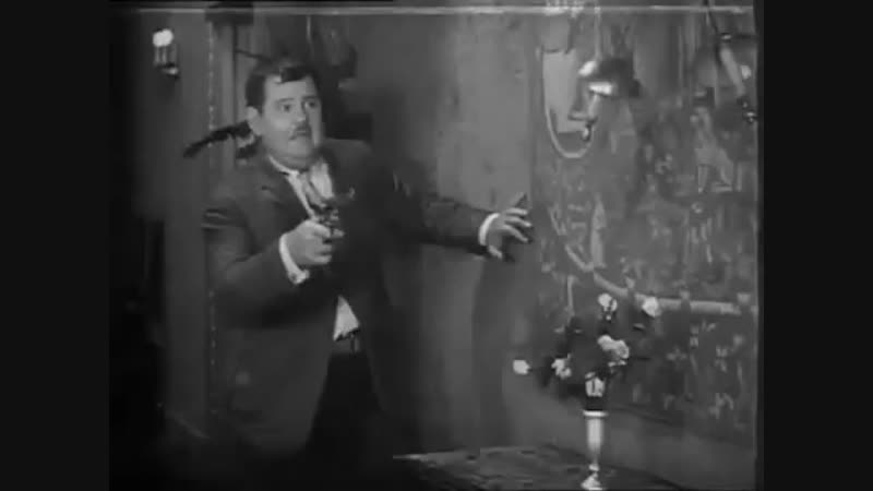 Do Detetives Think 1927 Laurel and Hardy