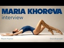 Мария Хорева О первом сезоне в Мариинке АРБ заветах Л Ковалевой хобби и Instagram eng subs