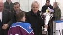 В Воскресенске прошел финал 7-го открытого детского турнира по хоккею с шайбой памяти Н.С.Эпштейна