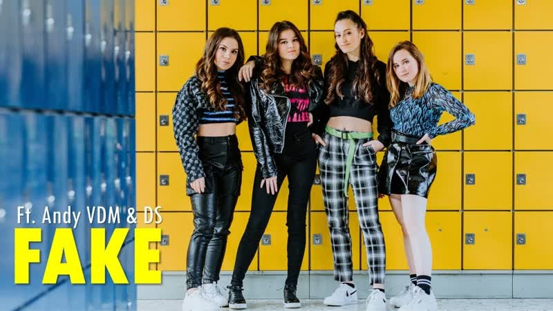 4Life - Fake (feat. Andy VDM DS) • Нидерланды | 2019