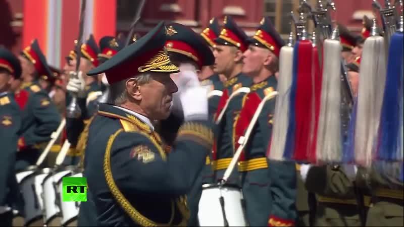 Мы – армия народа (Р. Рождественский, Г. Мовсесян). Запись с Дня Победы 2015 года