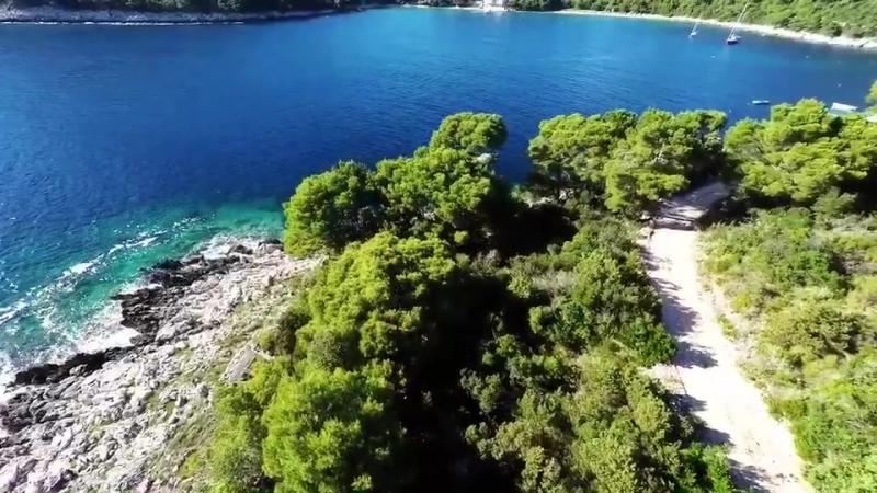 Хорватия. о.Млет