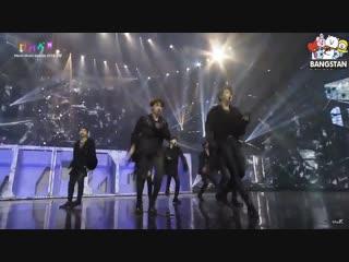 BTS -  FAKE LOVE + AIRPLANE PT.2 + IDOL @ 2018 Melon Music Awards