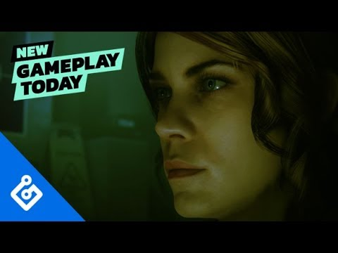 New Gameplay Today – Control