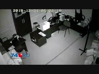 Момент взрыва в многоэтажке Магнитогорска,