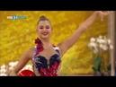 ALEXANDRA SOLDATOVA BALL QUALIFICATION WORLD CHAMPIONSHIPS SOFIA 2018