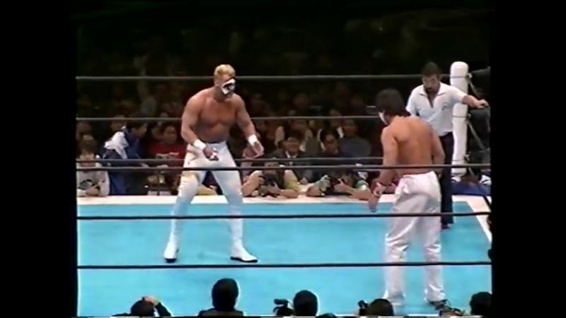 NJPW Wrestling Scramble 1992: Battle Zone Space I (1992.11.22) - День 11 NJPW Battle Final 1992 (1992.12.01) - День 1