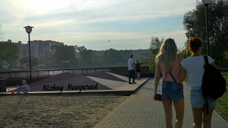Nizhny Novgorod - Ozero M