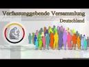 Deutschland Botschaft an alle Völker dieser