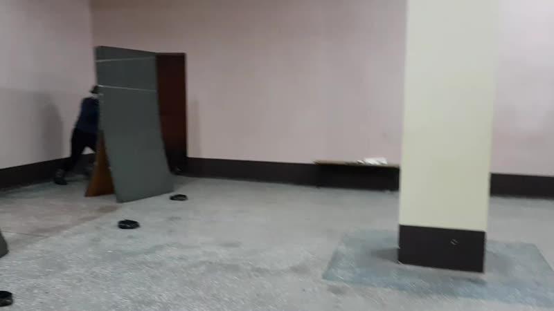 Тактическая тренировка 4 по Спортивному Лазертагу с.Казаки 16.01.2019