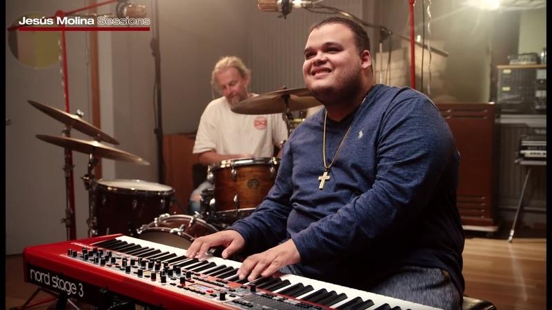 Jesús Molina Sessions: 3 Wurly Jam / Upright Blues