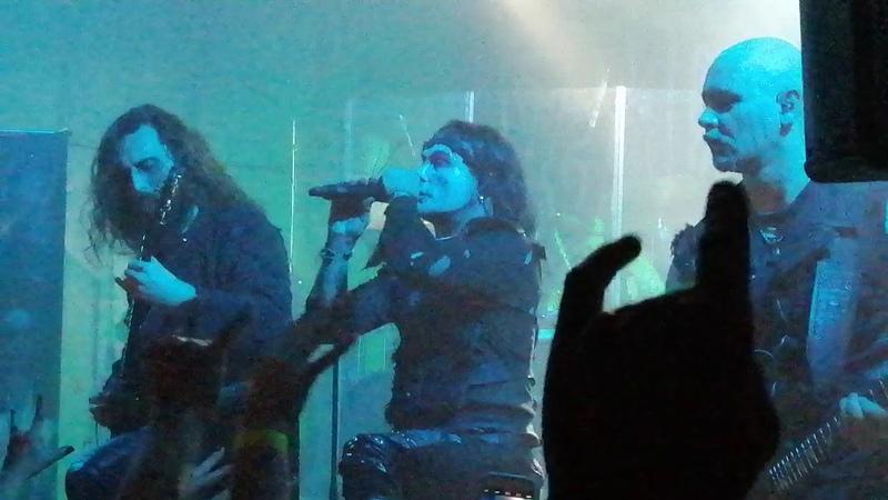 Cradle Of Filth - Bathory Aria. Novosibirsk 11.06.2019