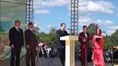 Эдуард Вафин поздравил тукаевцев с праздником Сабантуй