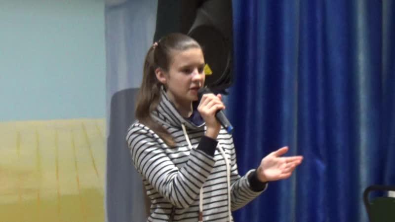 Дарья Ходакова -Солнце