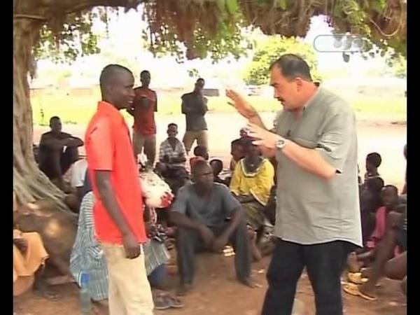 Далеко и еще дальше - Западная (Африка Бенин)