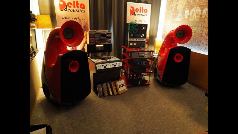 Delta Acoustics Selena SA@TEAC A 6700@Threshold T2@BAT VK 75SE@MHES 2018