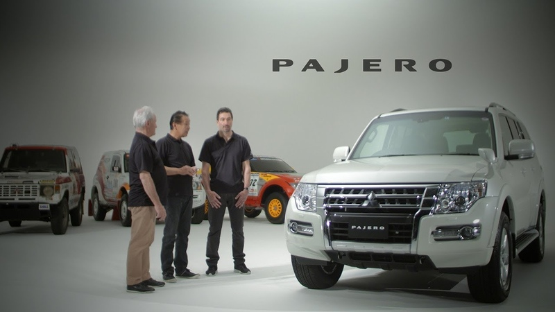 パジェロ「The spirit of Pajero」篇