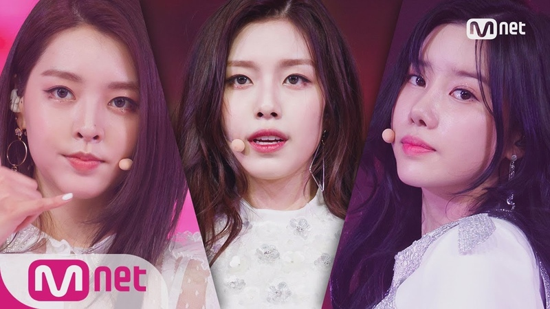 [Berrygood HEARTHEART - Crazy, gone crazy] Unit Debut Stage | M COUNTDOWN 180426 EP.568