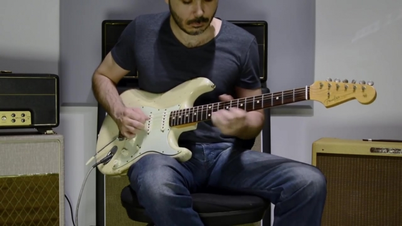 Katy Perry Dark Horse Electric Guitar Cover by Kfir Ochaion