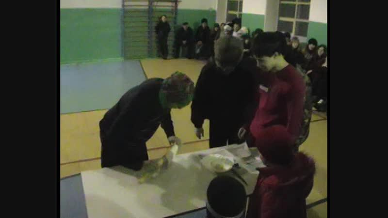 Ягез эле егетлэр (23 февраль 2009)