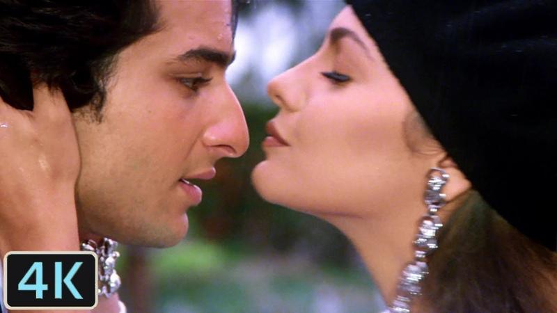 'Mujhe Dekh Ke Youn' Full 4K Video Song   Saif Ali Khan, Pooja Bhatt - Sanam Teri Kasam