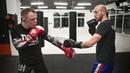 Как победить переднюю руку боксера / Работа против джеба