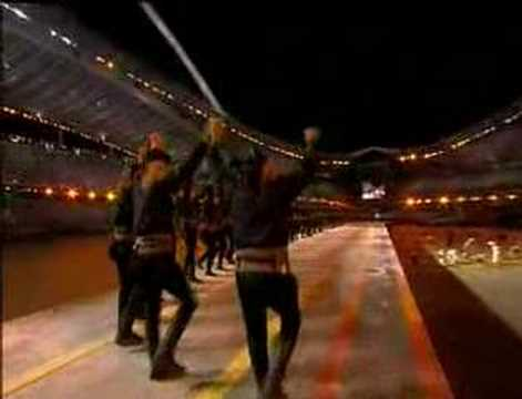 O Pirixios Xoros [Performed at Athens Olympics]
