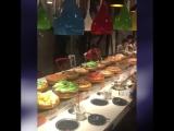 Фуршетный стол в Японии! - vk.com/tricks_lf