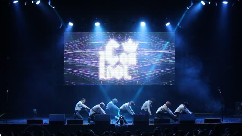 Trigger - Monsta X - Jealousy - Autumn IdolCon 2018