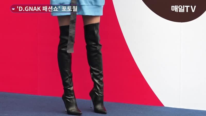 [FANCAM] 190321 Jiyeon - 2019 Seoul Fashion Week - D.GNAK
