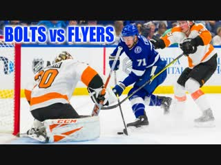 Dave Mishkin calls Lightning highlights from dramatic win over Flyers