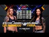 UFC_FN_135 Joanne Calderwood  vs.  Kalindra Faria