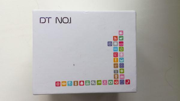 коробка dt no1