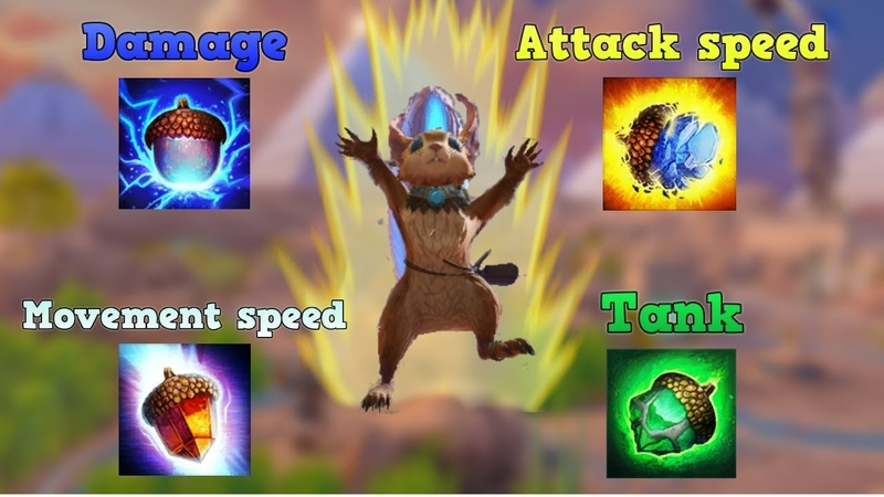 SMITE - The Many Forms Of Ratatoskr