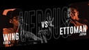 WING (KR) vs ETTOMAN (JPN)  Asia Beatbox Championship 2018 Solo Elimination