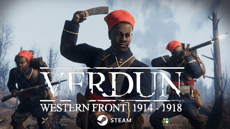 Verdun Free Expansion: New Game mode, Map, Weapons and Squad!