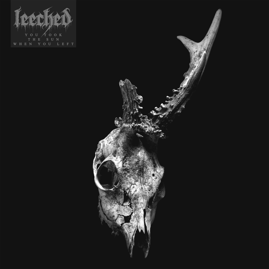 Leeched - You Took the Sun When You Left (2018)