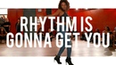 Gloria Estefan Rhythm Is Gonna Get You Choreography With Danielle Polanco