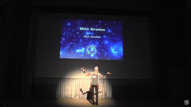 Mila Grotes - Get Jinxed (Вокальный конкурс) - Дай-Фест XII 2018