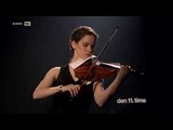 Hilary Hahn performs Bach's