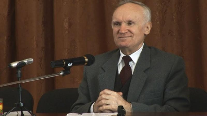 Mistakes in Children's Upbringing (2006) — prof. Alexei Osipov