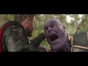 Thanos scream replace by Patrick